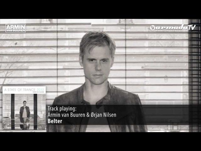 Armin van Buuren Orjan Nilsen - Belter
