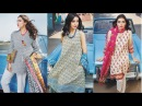 Khaadi Lawn Collection 2017 Latest Salwar Kameez Printed Lawn Design For Women