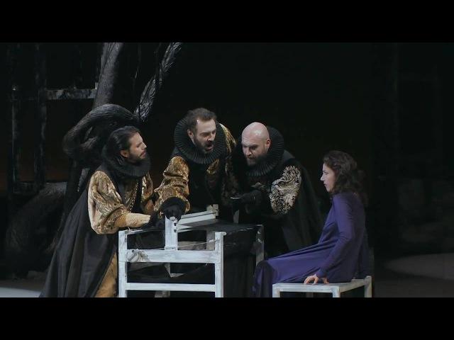 Il ritorno d'Ulisse in patria Monteverdi Dynamic