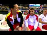 Jingyuan Zou (CHN) - брусья EF Doha 2017 (6,8!!!)