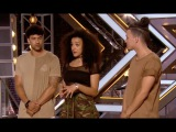 Amazing Family Band Stuns The Judges With Beyonce's Hit  Audition 2  The X Factor UK 2017
