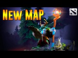 New Map - Dota 2 Patch 7.00
