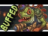 Hearthstone Gadgetzan Prototype - Fish Buffer Paladin - Grimy &amp Salty