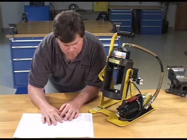 Eaton Coll-O-Crimp Video: T-400, T-420, T-460, T-462, T-465, T-480, ET1000, ET4000