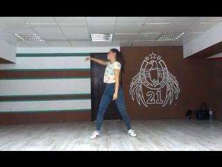 DANCEHALL BY MILLA /WORKSHOP IN DANCE TOWN UA21