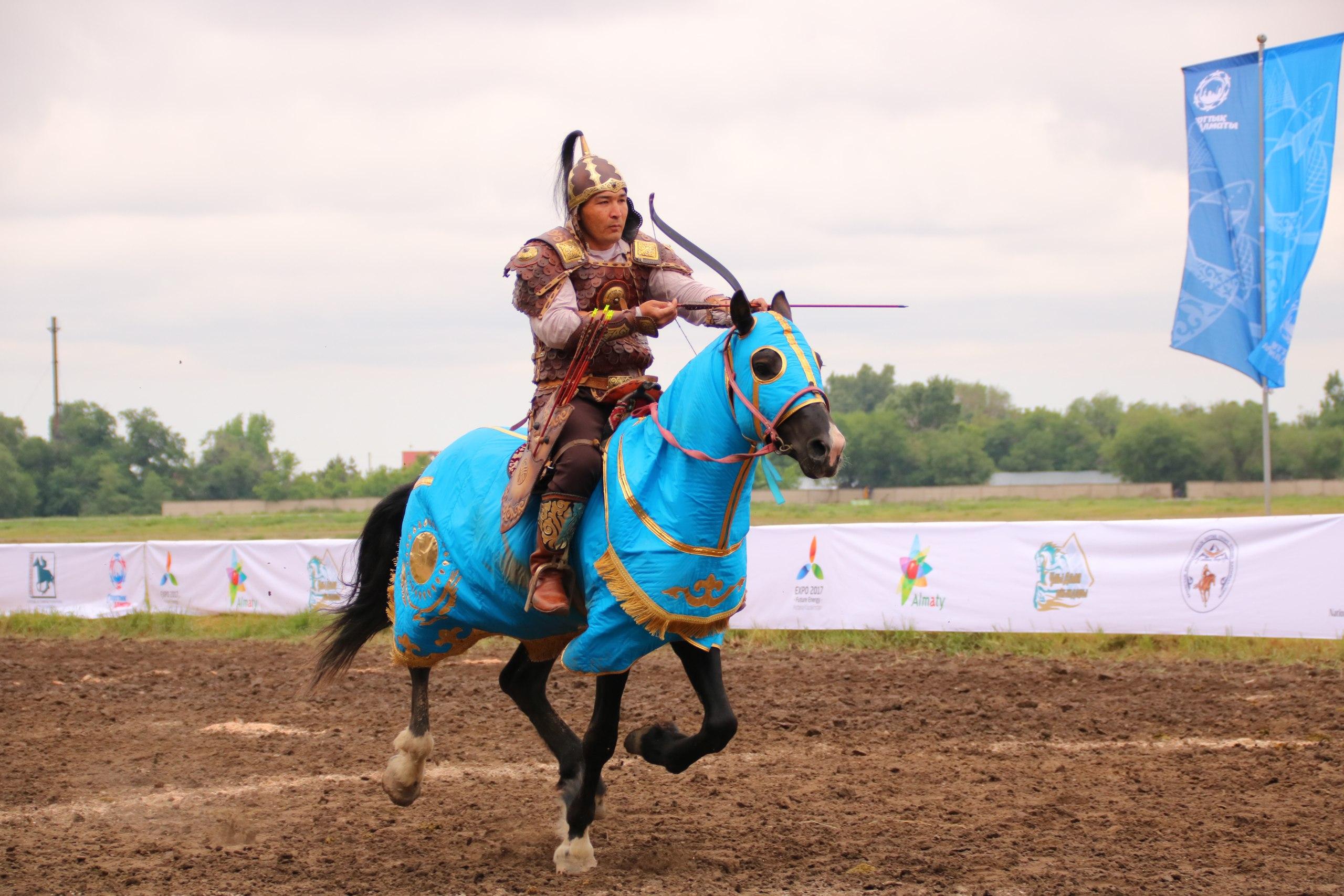 Алматыдағы «Ұлы дала ойындары» фестивалін 5 мың адам тамашалады