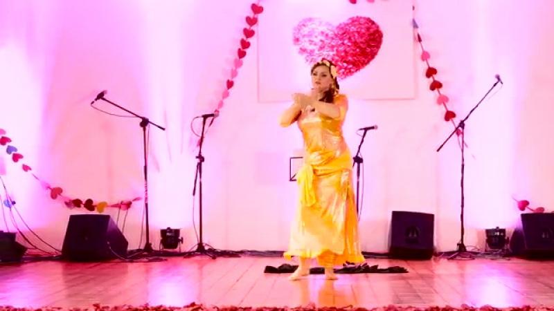 Marzena Antas Poland baladi @ Gala Show Ah Ya El 6623