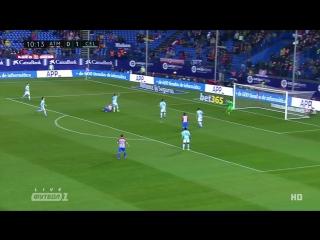 Атлетико 1:1 Сельта | Шедевральный гол Торреса