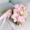 Букеты из живых цветов Violette. СПб, Колпино