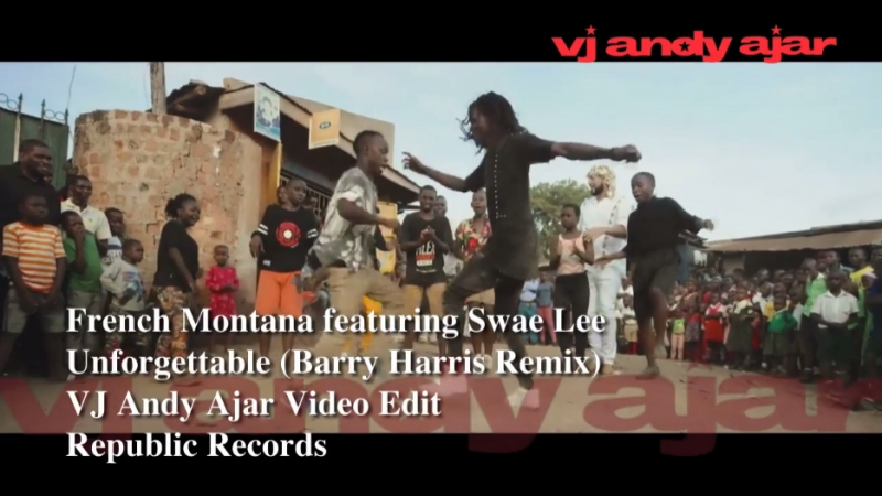 French Montana ft Swae Lee - Unforgettable (Barry Harris Remix)