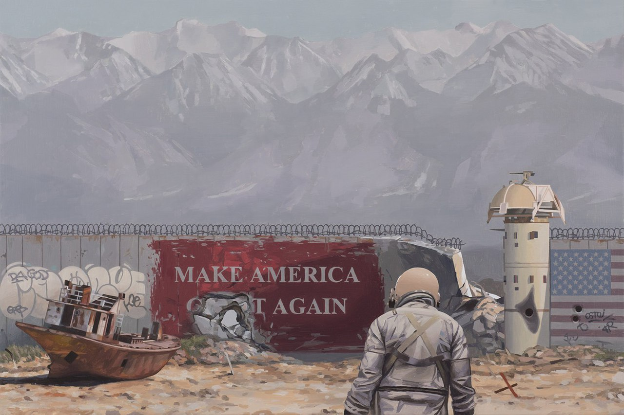 Хроника великой американской деградации