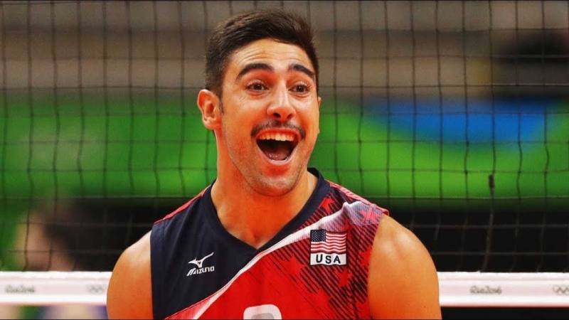 TOP 10 Volleyball Blocks by Taylor Sander (USA) - Volleyball Highlights