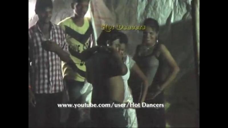 Telugu Recording dance sexy comedy song(360p)