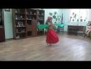 """""""Роза"""" (по сказке Маленький принц) Лера Кубатина - солистка Школы восточного танца """"Angels Dance"""" 14.06.17 г"""