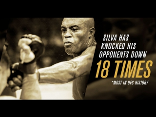 Anderson Silva Greatest Fighter Ever
