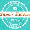 """Бургеры """"PAPA`S KITCHEN""""."""