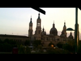 Базилика-де-Нуэстра-Сеньора-дель-Пилар (Кафедральный собор Богоматери Пилар). Сарагоса. Испания. 2014