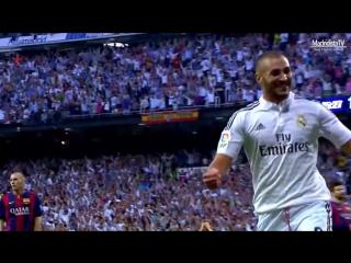 Karim Benzema ● TOP 5 Goals vs Barcelona