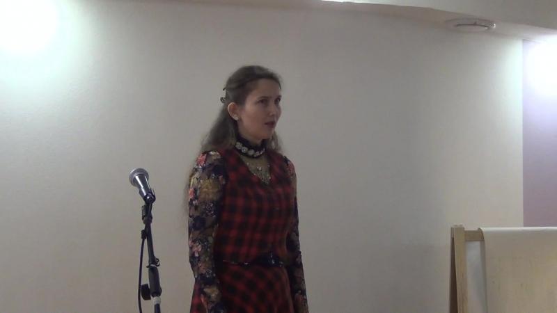 День Рождения РИФМОГРАДа: Лилла Джая (Анна Алымова)