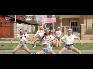 Fergie - M.I.L.F. money - Qwiners girls team