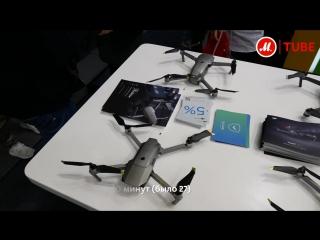 Новинки IFA 2017 - дроны DJI Mavic Pro Platinum и DJI Phantom 4 Pro