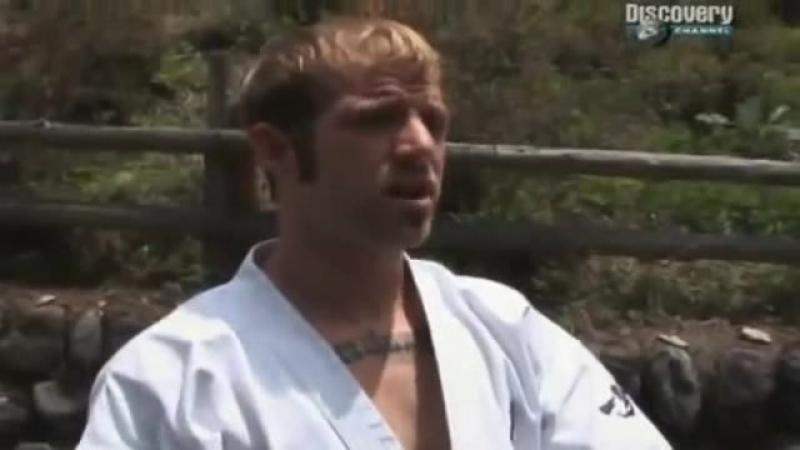 Тайны боевых искусств. Киокушин Карате