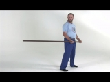 БИЕО. Wing Chuns Lok Dim Boon Gwun (Pole) Exercises