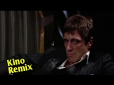 лицо со шрамом фильм 1983 kino remix монтана vs коты смешные приколы с животными ржака юмор смешные коты лицо со шрамом