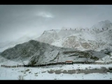 A touching video revealing the extremely uninhabitable conditions that the men of the Indian Army brave on the Siachen Glacier,