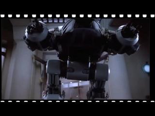 Робокоп | RoboCop (1987) Робокоп против ED-209