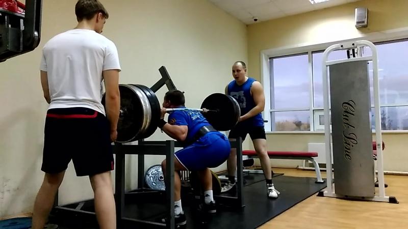 Дмитрий Карпов 200 кг