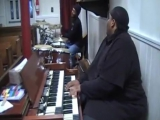 Up Above My Head - By Kirk Franklin - played by Eustice Matthew Williams -