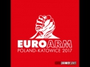 EuroArm 2017 Right Arm SENIORS Semifinals FINALS