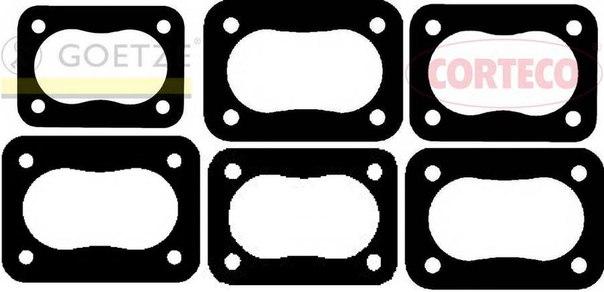 Прокладка, выпускной коллектор для BMW M1 (E26)