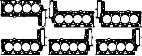 Головка цилиндра для BMW X1 (E84)
