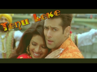 Tenu Leke (Full Song) Film - Salaam-E-Ishq (рус.суб.)