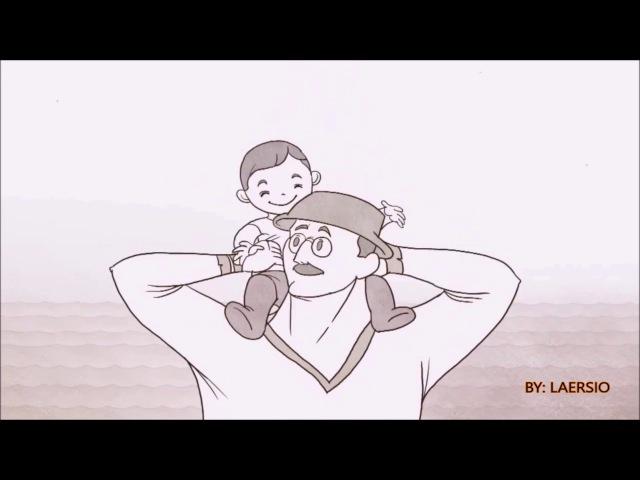 Homenagem Dia Dos Pais - Animação - Fábio Jr...