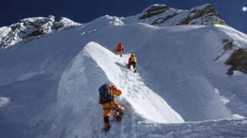 Секунды до катастрофы. Эверест –дорога смерти. Мертвая зона. Фильм national geographic 25.09.2016