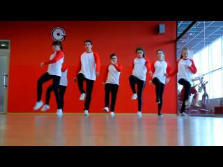 Choreography by Nika (music: Mad Limp – Popping Beast)