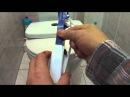 Утечка воды из унитаза