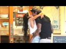 Tommy Lee Makes Out With Hot Girlfriend Brittany Furlan After Dinner
