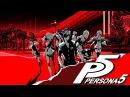 Persona 5 Стрим Прохождение на русском Часть 8 В глубине замка