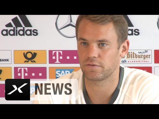 Neuer Kapitän? Neuer Führungsstil! | Manuel Neuer ist neuer DFB-Kapitän