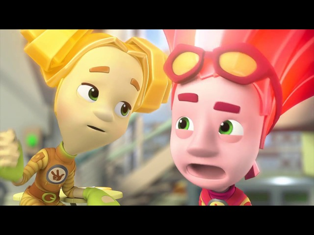 Zeichentrickfilm für Kinder - Die Fixies - Compilation 6 - Fünf Folgen