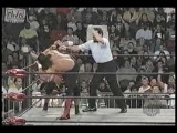 WCW Monday Nitro 6-1-98 The Cat Ernest Miller vs Jerry Flynn