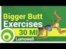 Bigger Butt Exercises for Women at Home