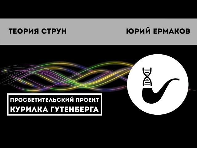 Теория струн. Рождение, развитие, перспективы – Юрий Ермаков физика