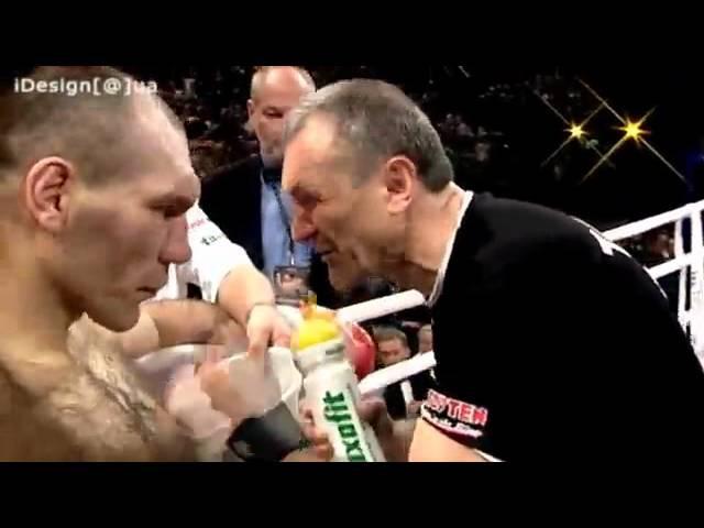 Тренер по боксу опаснее соперника Волуев