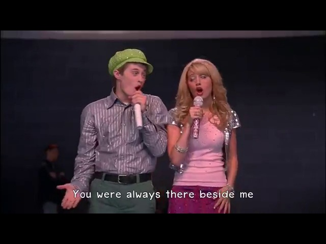 High School Musical 1 - What I've Been Looking For (Lyrics) 1080pHD