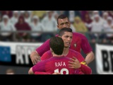 PES 2017  New Zealand vs Portugal  Full Match Highlights &amp Goals 2017  Gameplay
